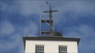 Timeball Tower Museum