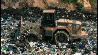 Generic landfill site