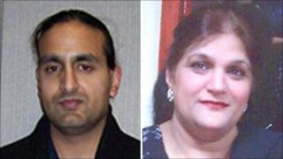 Khalid Sarwar and Nasim Jamil