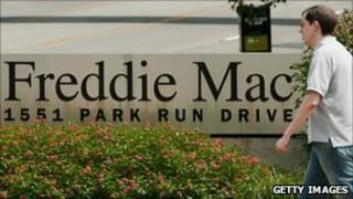 Freddie Mac offices in Mclean, Virginia