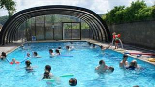 Wotton-under-Edge pool