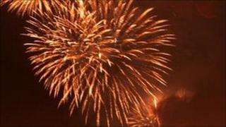 Fireworks (generic)
