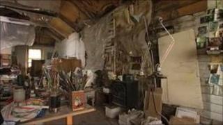 Porthmeor studio