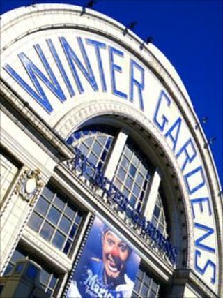 Blackpool Winter Gardens