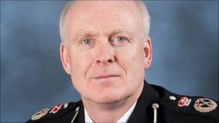 Chief Constable Steve Finnigan