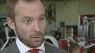 Jon Watson, the head of sport at Canterbury High School