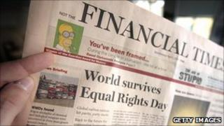FT newspaper