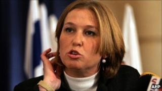 Tzipi Livni 2006