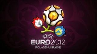 Uefa logo for Euro 2012