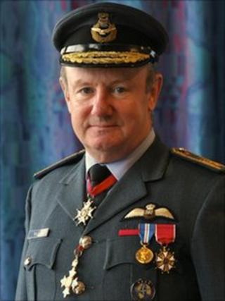 Air Marshal Peter Walker