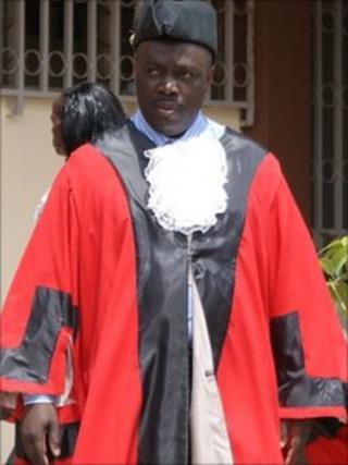 Geoffrey Majiwa