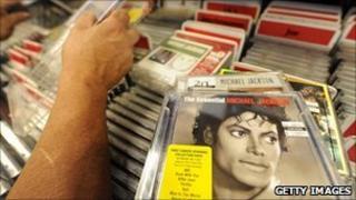 Michael Jackson CDs