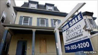 Vacant home for sale in Yonkers, New York