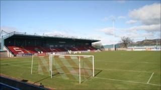 Stirling Albion stadium