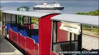 Isle of Mull railway