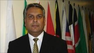 Detective Constable Harinder Singh Sangha