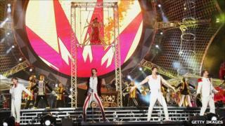 Take That - The Circus tour