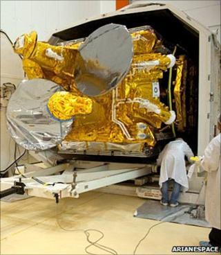 W3B (Arianespace)