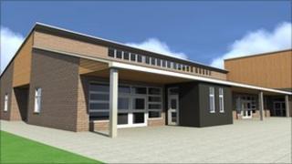 Design of the new school
