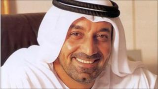 Sheikh Ahmed bin Saeed Al-Maktoum, chief executive of Emirates