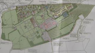 Royal Bath and West Showground masterplan