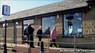 Burnham Tourist Centre
