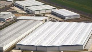 Sherburn Distribution Centre