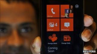 Windows 7, Reuters