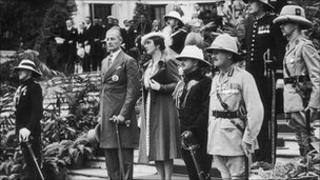 Appointment of new Bengal governor during British rule in India