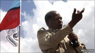 Chadema candidate Willibrod Slaa