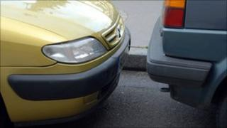 Parked cars generic