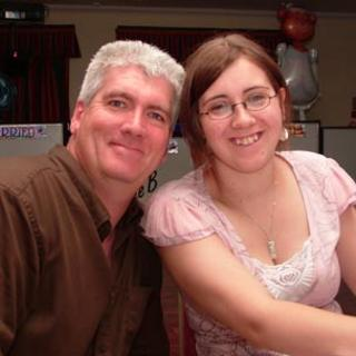 Melissa and Ian Leech
