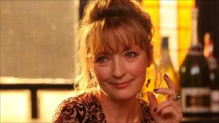 Lesley Manville as Mary in Mike Leigh's Another Year