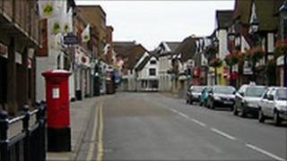 Sevenoaks High Street