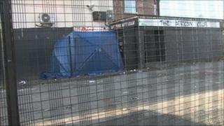 Park Nite Club in Grosvenor Street