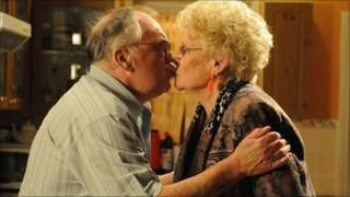 Jack and Vera Duckworth