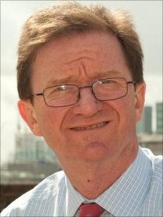 Mr Sam Younger, Charity Commission Chief Executive