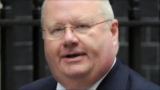 Communities Secretary Eric Pickles