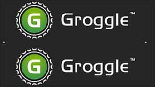 Groggle logo