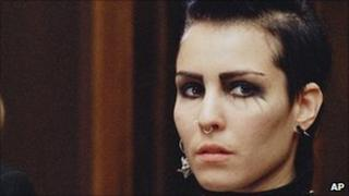 Noomi Rapace in The Girl Who Kicked the Hornet's Nest