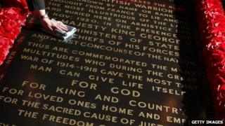 Tomb of the Unknown Warrior