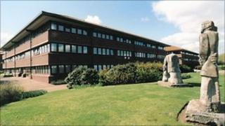 Gateshead Civic centre