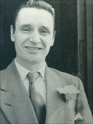 James Parkinson who died after a hit and run in Birmingham in 1975