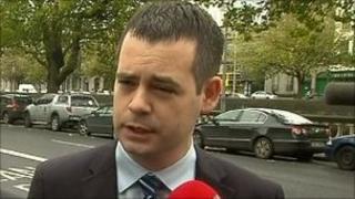 Sinn Fein Senator Pearse Doherty