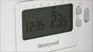 heating control unit
