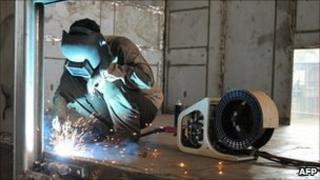 Indian welder