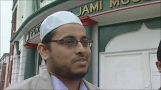 Muhammad Muhi Uddin, Imam at Jami mosque