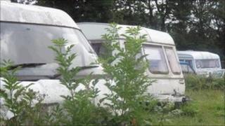 Caravans - generic image
