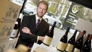 Steve Lewis, Majestic wine chief executive