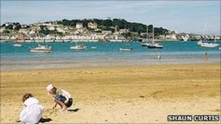 Instow beach, Devon